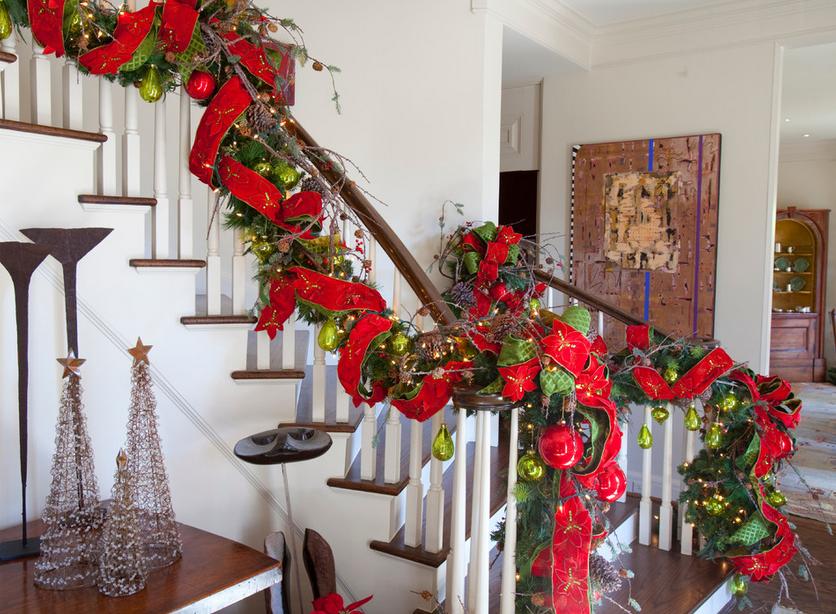 Come decorare la propria casa in stile natalizio